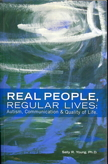 REAL PEOPLE Regular Lives Cover